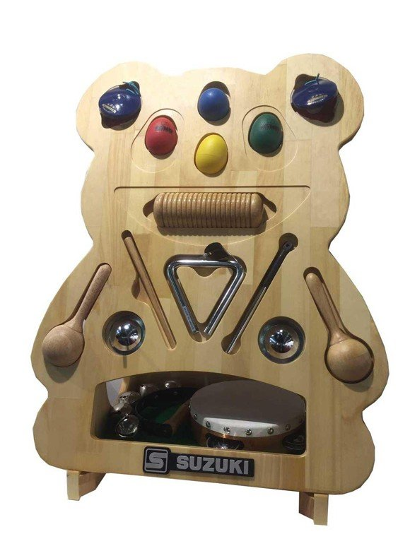 Suzuki - Rhythm Panda - Percussion Instrument Collection