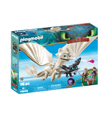 Playmobil - Light Fury Playset (70038)