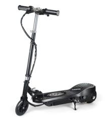 Elektrisk scooter - 12-15 km / t, svart
