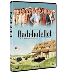 Badehotellet - season 1 - DVD