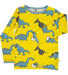 Småfolk - T-shirt w. Dino Print