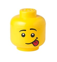 Room Copenhagen LEGO Storage Head Silly - Large (40321726)