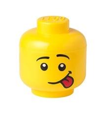 Room Copenhagen LEGO Storage Head Silly - Large (40321726)