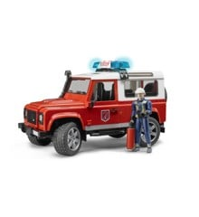 Bruder - Land Rover Defender Fire Department Vehicle (2596)