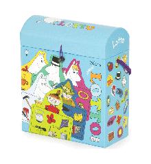 Barbo Toys - Moomin Shaped Lotto (7102)