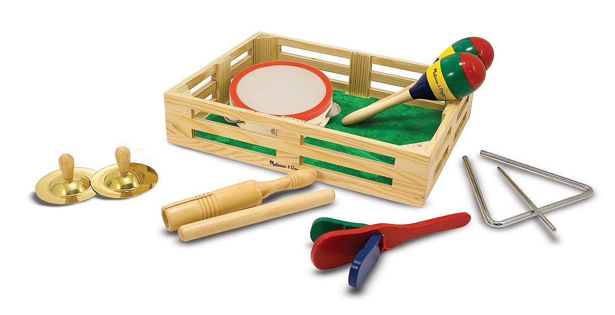 Melissa & Doug - Band in a Box (10488)