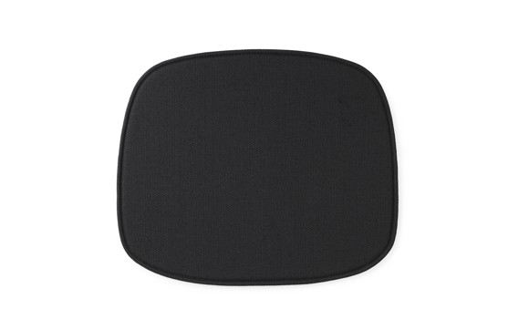 Normann Copenhagen - Form Seat Fabric - Black (602632)