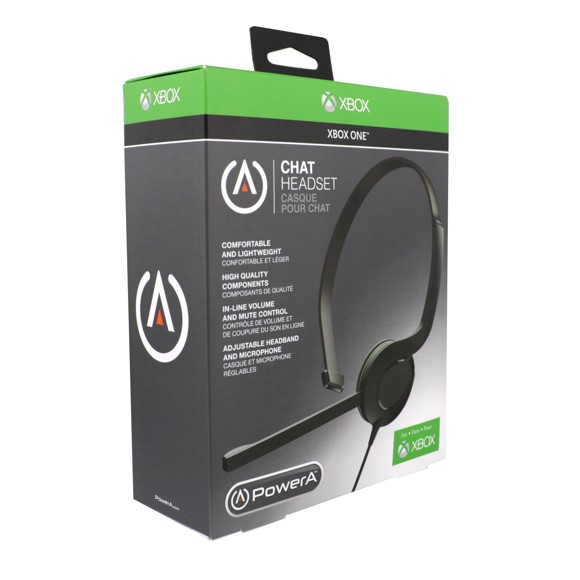 PowerA Xbox One Licensed Chat Heads