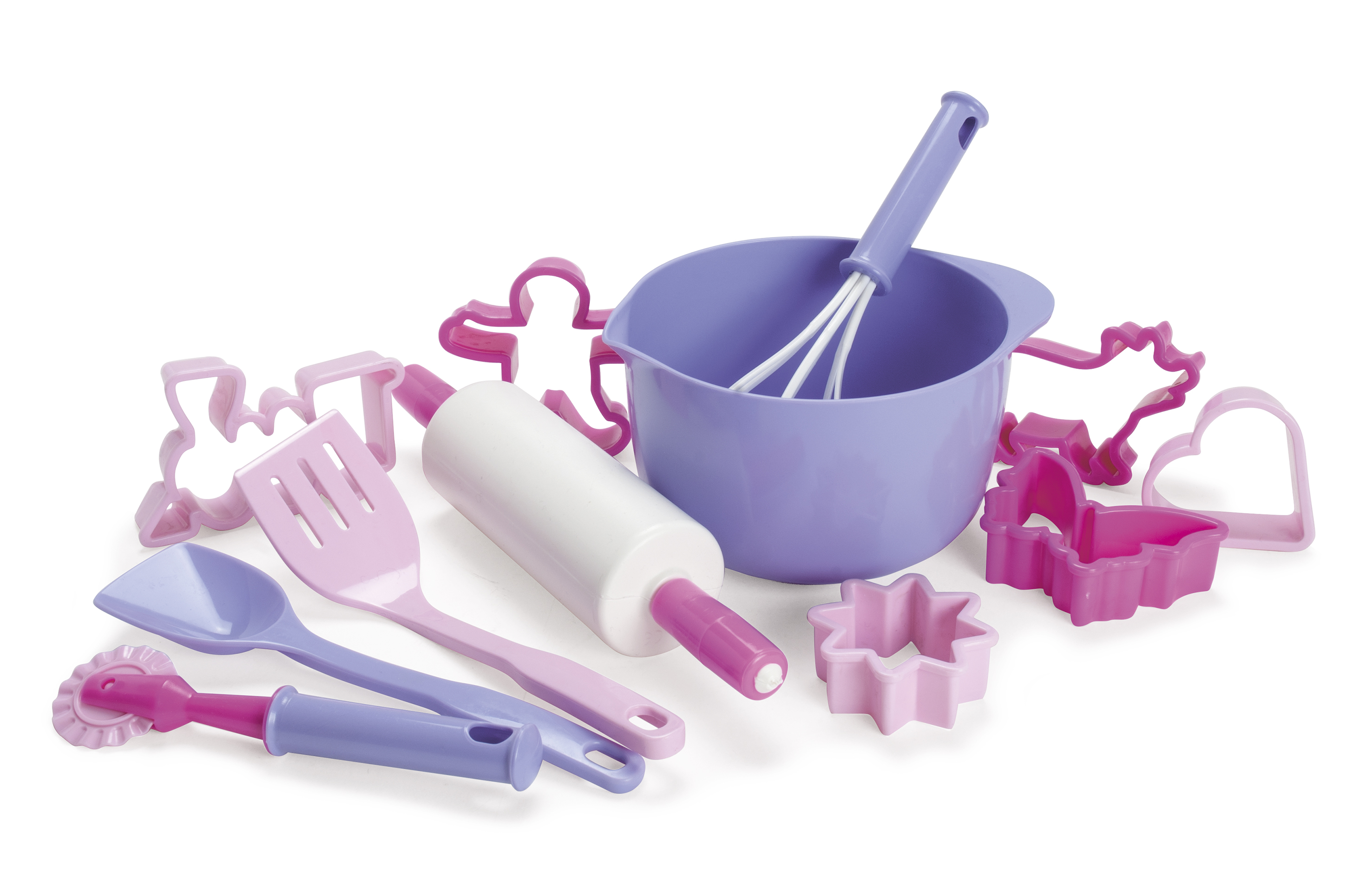 Dantoy - For My Little Princess – Baking set (4399)