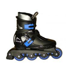 Roxa - Beetle Inliner Rollerblade - Black/Blue (size: 32-36 ) (1031blueM)