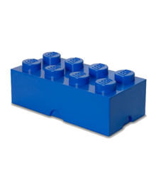 Room Copenhagen - LEGO Opbevaringskasse Brick 8 - Blå