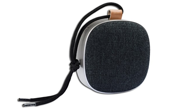 SACKit - WOOFit Go Portable Bluetooth Speaker Black