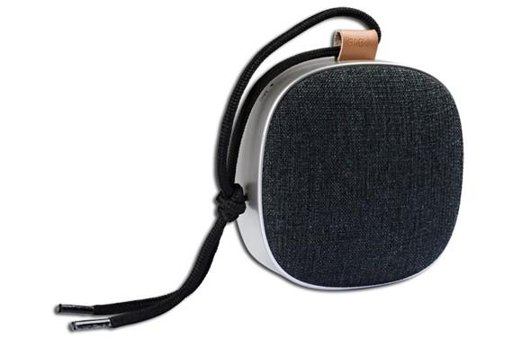 SACKit - WOOFit Go Transportabel Bluetooth Højtaler Sort