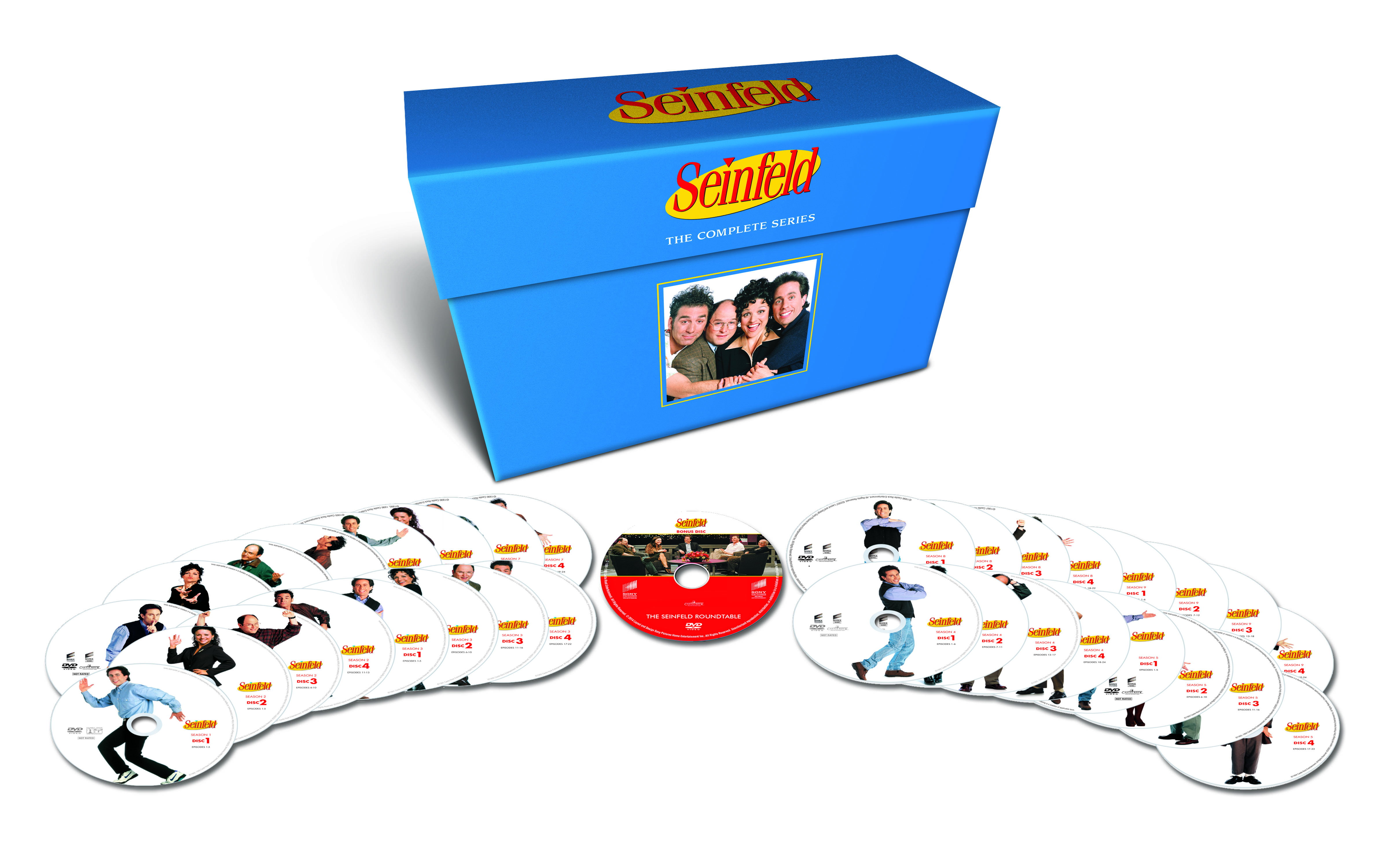 Seinfeld - Complete Series 2017 - DVD
