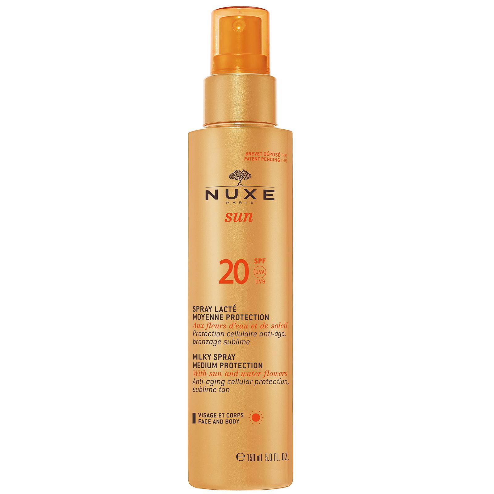 Nuxe Milky Spray Face & Body SPF 20