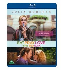 Eat Pray Love - Spis Bed Elsk (Blu-Ray)