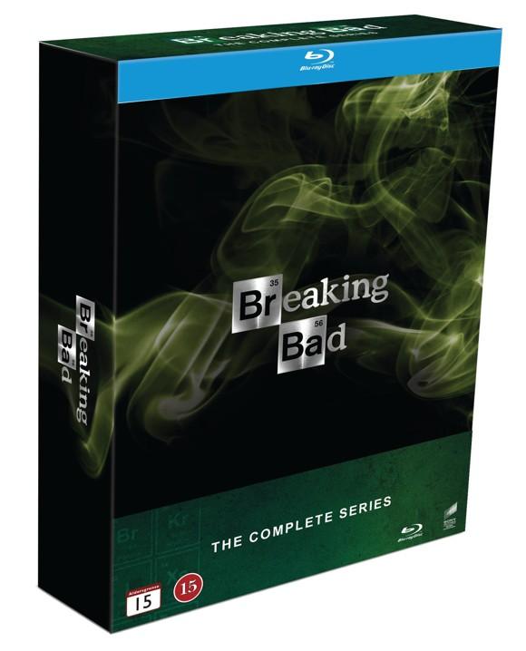 Breaking Bad - Complete Series Blu Ray