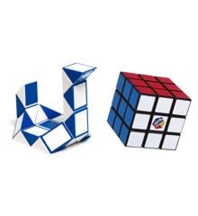 Rubiks Cube - Giftbox Duo - New 3x3 + Twist Snake (77204)