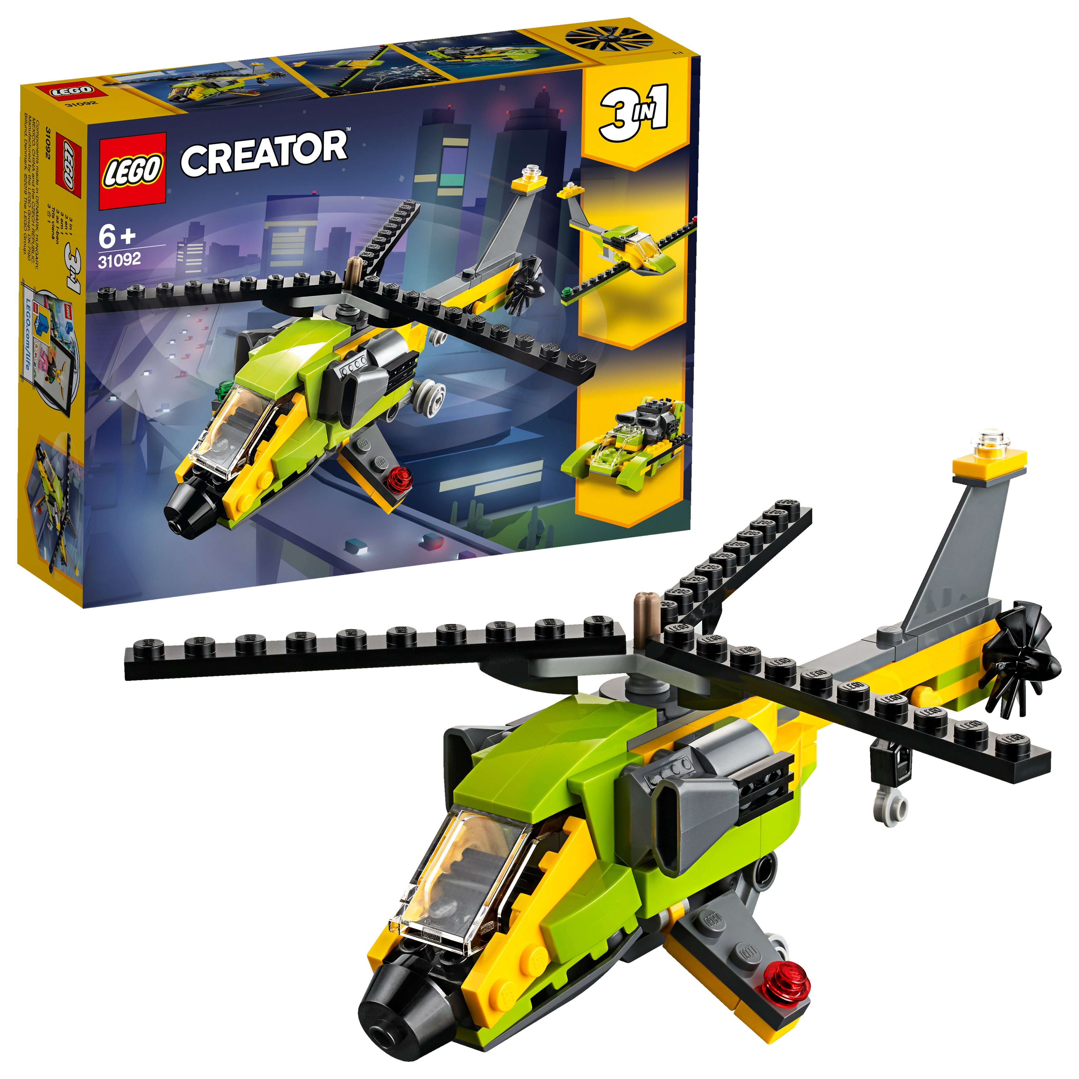 LEGO Creator - Helicopter Adventure (31092)