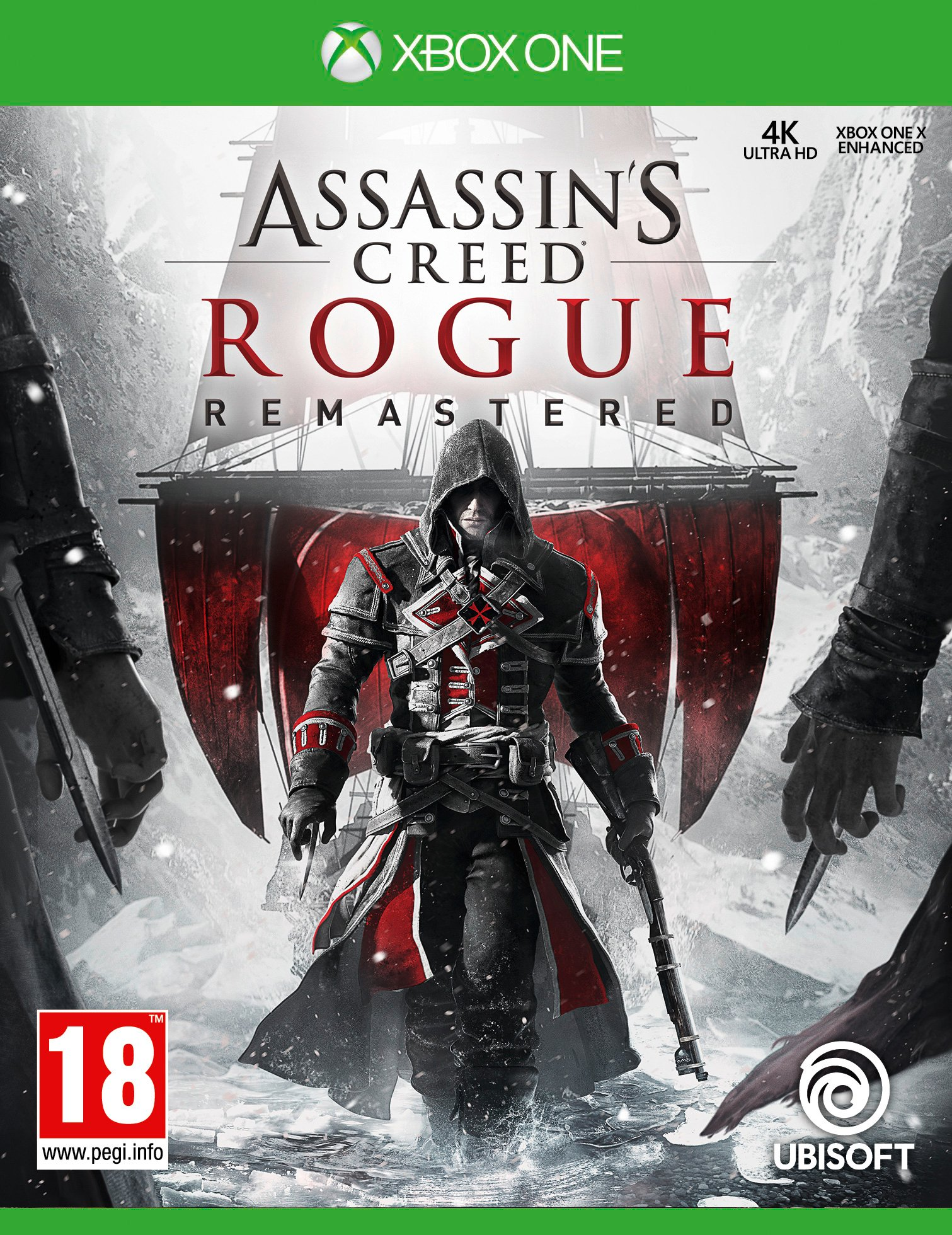 Kjop Assassin S Creed Rogue Remastered Xbox One Engelsk