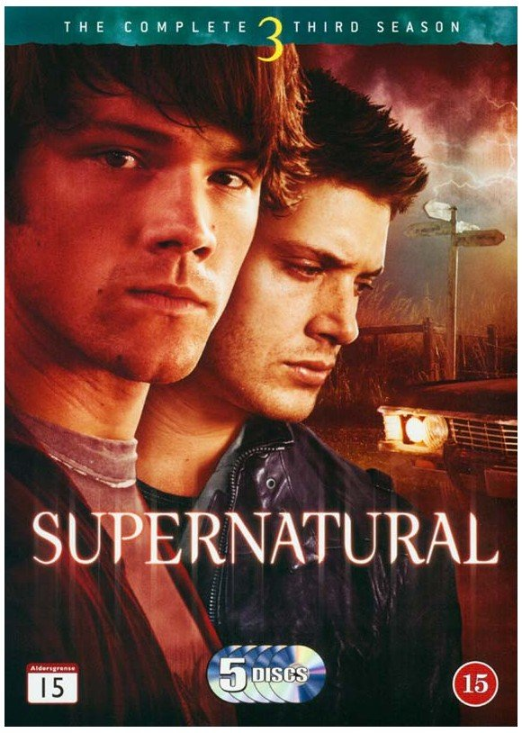 Supernatural: Season 3 - DVD