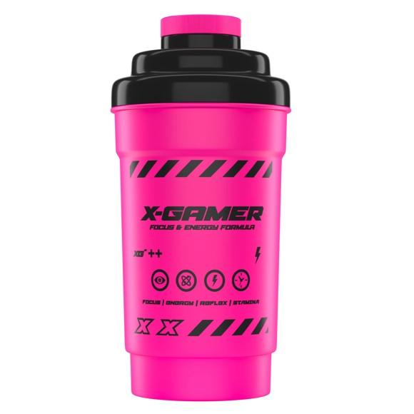 X-GAMER - Shaker 4.0 500ml - Magenta Bottle