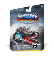 Skylanders SuperChargers - Vehicle - Crypt Crusher