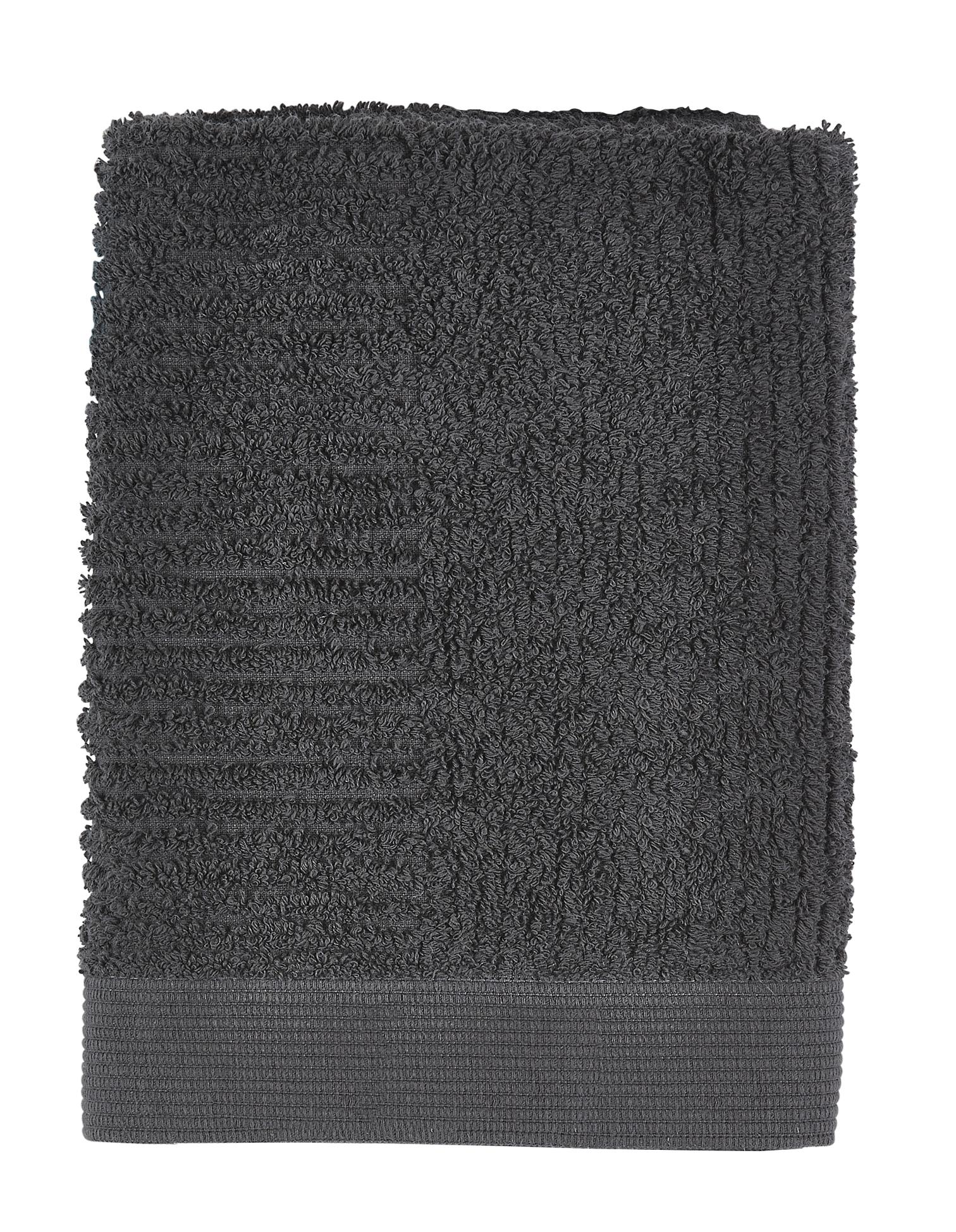 Zone - Classic Towel 50 x 70 cm - Antracit (330196)