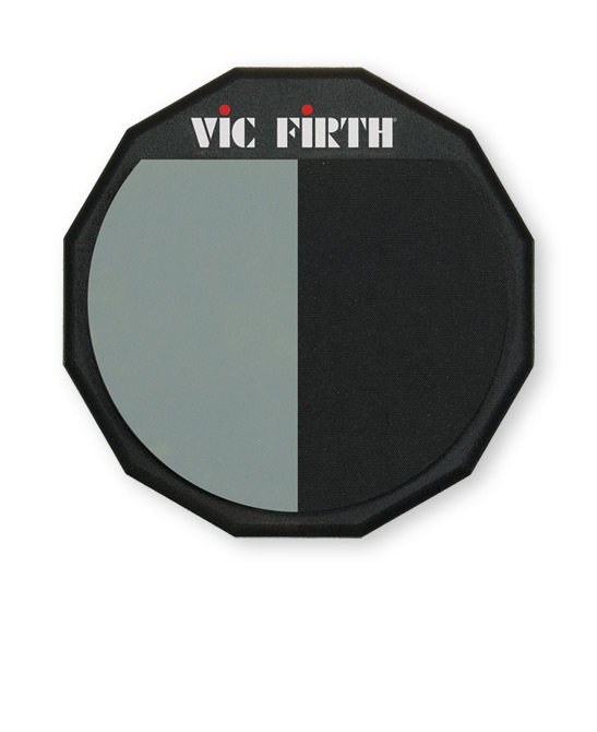 Kj 248 P Vic Firth Pad12h 12 Quot Practice Pad Single Sided