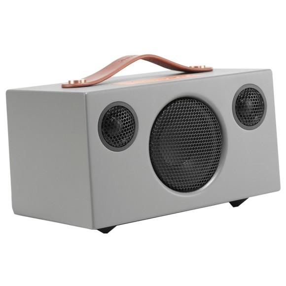 Audio Pro - Addon T3 Portable Bluetooth Speaker Grey