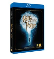 Harry Potter: Den komplette 8-films Kollektion (8-disc) (Blu-Ray)