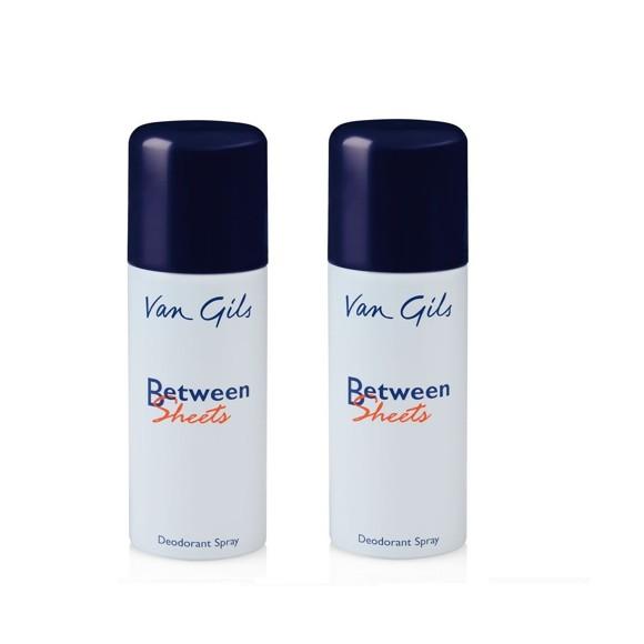 Van Gils - 2x Between Sheets Deodorant Spray 150 ml