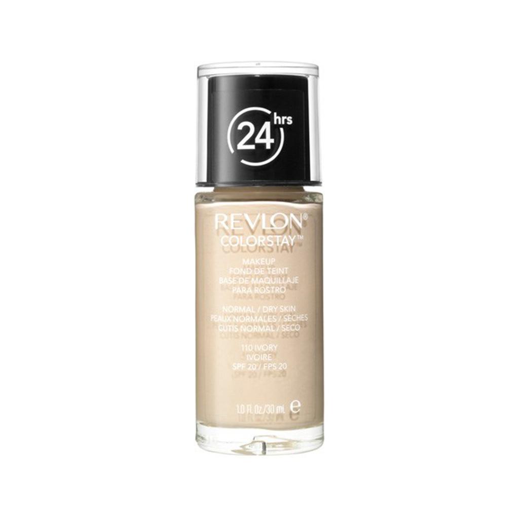 Revlon ColorStay Makeup for Normal/Dry Skin, Natural Tan