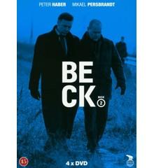 Beck - Box 2: Beck 5-8 (4-disc) - DVD
