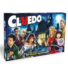 Hasbro - Cluedo, svenska