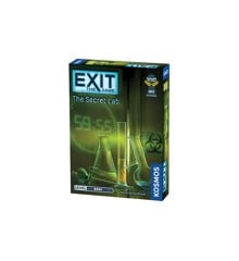 Exit: The Secret Lab - Escape Room Game (English)