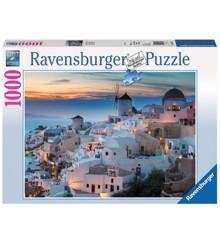 Ravensburger - Puzzle 1000 - Santorini (10219611)