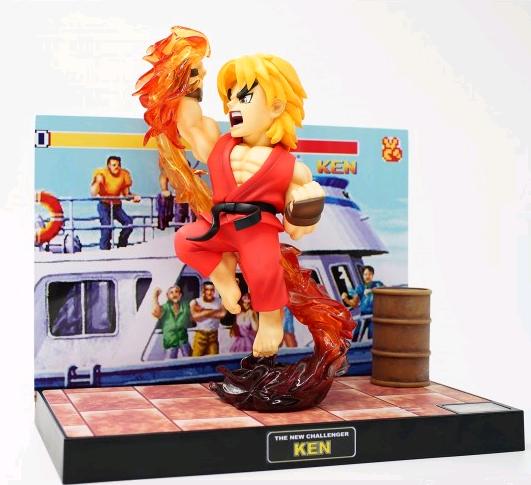 Street Fighter T.N.C.-02 (The New Challenger) Ken