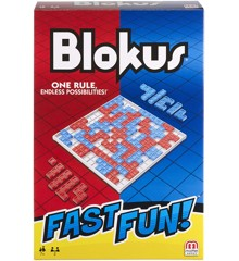Mattel Games - Blokus - Fast Fun