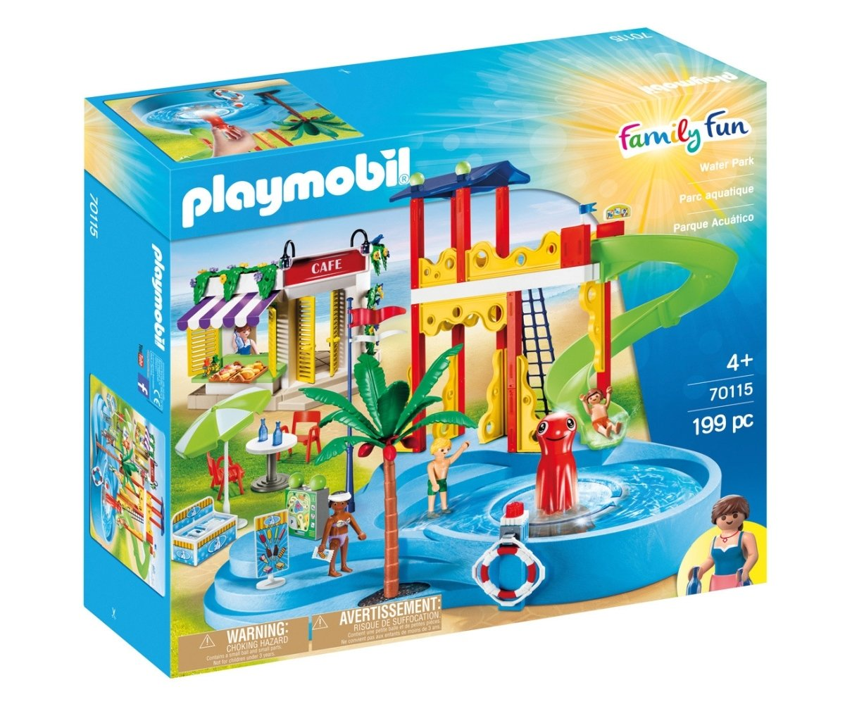 Playmobil - Club Set Waterpark (70115)