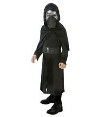 Kostume - Star Wars - Kylo Ren (7-8 år)