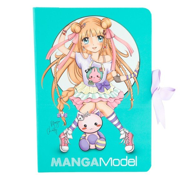 Top Model - Manga Model - Notes To Go (048518)