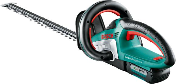 Bosch - Advanced Hedge Cut 36 m/Batteri&Oplader