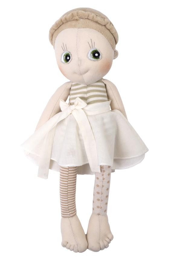 Rubens Barn - Økologisk EcoBuds dukke, Hazel