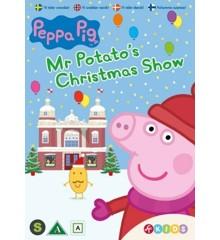 Peppa Pig - Sæson 5&6 Vol 14 - Hr. Kartoffels Juleforstilling