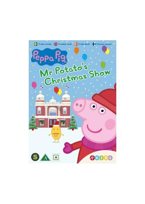 Peppa Pig - Season 5&6 Vol 14 - Hr. Kartoffels Juleforstilling