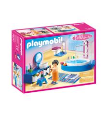 Playmobil - Badeværelse med badekar (70211)
