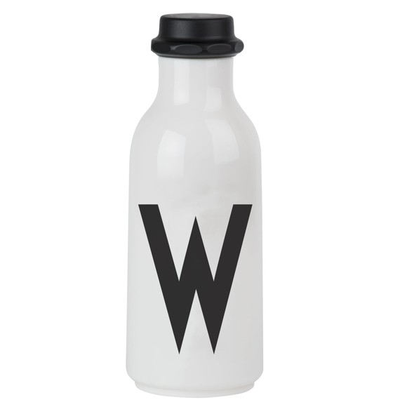 Design Letters - Personal Drinking Bottle - W