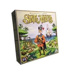 Santa Maria - Boardgame (Nordic)