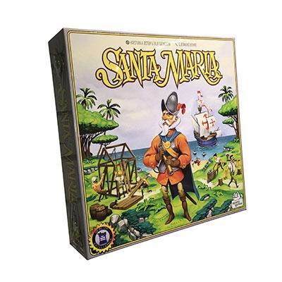 Santa Maria - Brætspil (Nordisk)